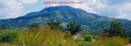 Guinea forest mountain